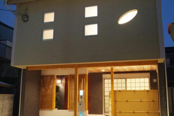 兵庫県川西市2の外観