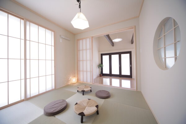 兵庫県神戸市1の内装(和室)